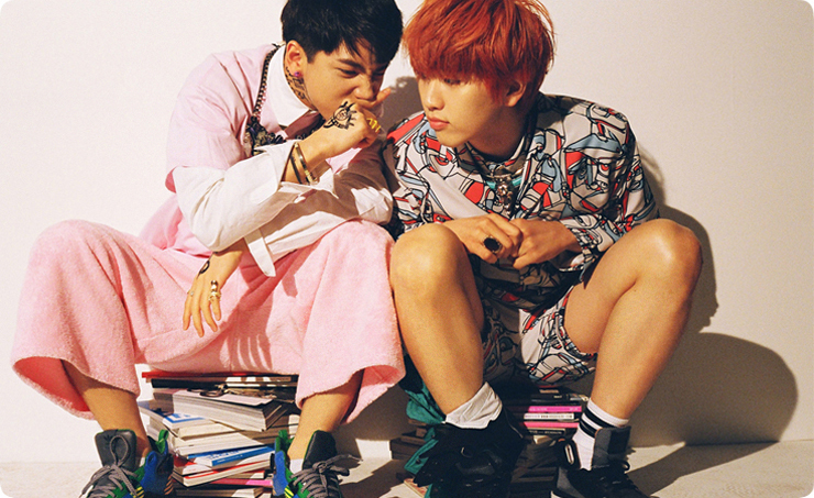 [PICT/TEASER] 130425 B1A4 BARO – 4th Mini Album 'What's ... B1a4 Sandeul And Baro